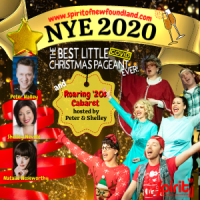 New Year's 2020 - Dinner, Show & Roaring 20s Cabaret Sold Out