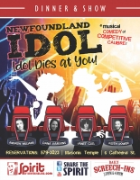 Newfoundland Idol (Dinner & Show)